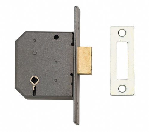 Union 2126 Bathroom Mortice Deadlock